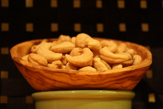 Sea Salt Roasted Cashews