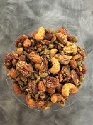 Cranberry Orange Walnuts