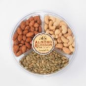 Almond Blosssom - Gift Wheel with Choice of 3 Nuts