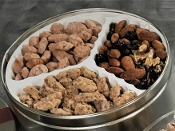 Almond Blosssom - Gift Tin with Choice of 3 Nuts